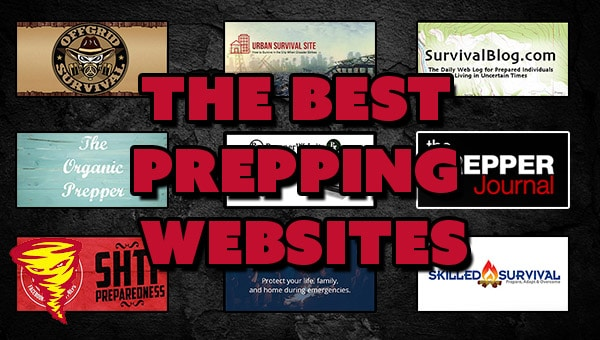 15 of the Best Prepping and Survival Websites