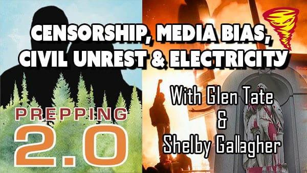 D&D019 Censorship, Civil Unrest & Electricity