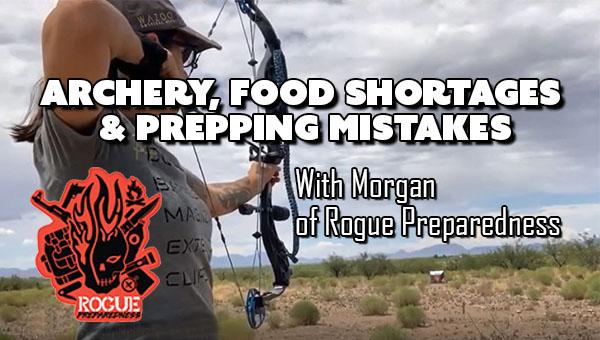 D&D020 Interview with Morgan of Rogue Preparedness