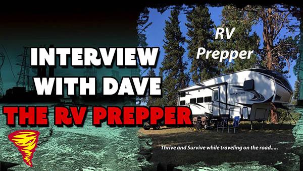 D&D023 Preparedness with Dave The RV Prepper