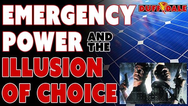 D&D034 Emergency Power & Demolition Man Review