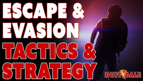 D&D036 Escape & Evasion, Bartering & a U.S. Collapse