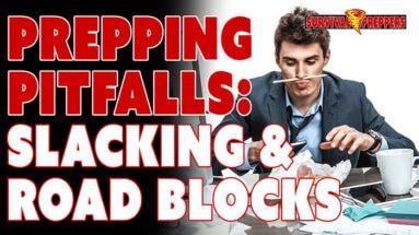 Prepping Pitfalls Roadblocks & Silencing the Critics