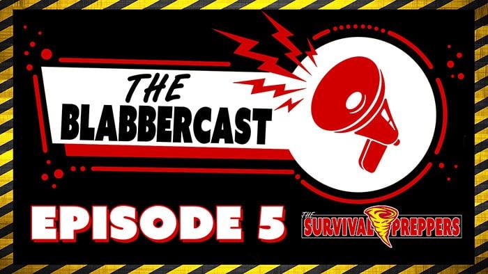 Blabbercast Episode 5: Anti-Hoarding & Overreach
