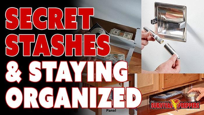 TSP063 Remembering 911 & Secret Stash Ideas
