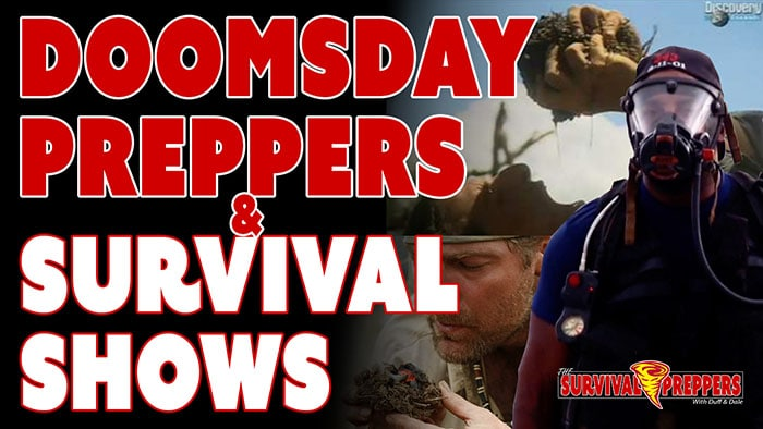 TSP064 Survival Shows & Doomsday Preppers