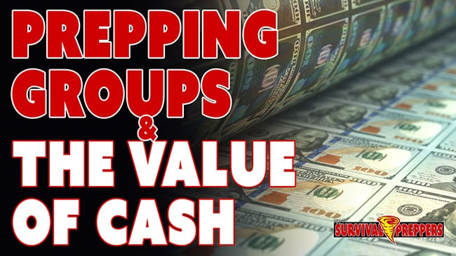 TSP065 Prepping Groups & The Value of Cash