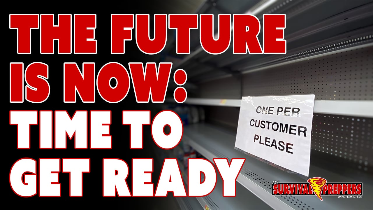 TSP067 The Future Is Now & Doomsday Preppers